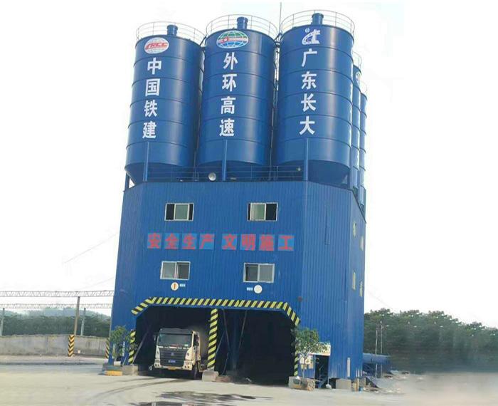 混凝土攪拌站(zhan)水冷螺(luo)桿式冷凍(dong)機組的(de)應用(yong)