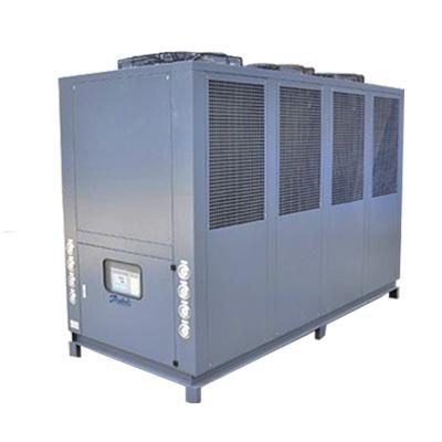 风冷螺杆冷冻机组